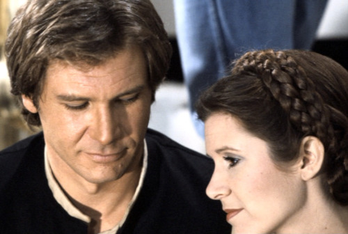 Royalty And The Rascal A Post On Han And Leia Through