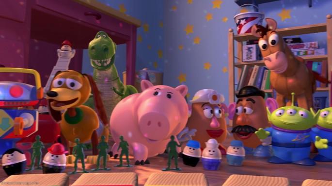 Pixar Picks Toy Story Through Two Blue Eyes