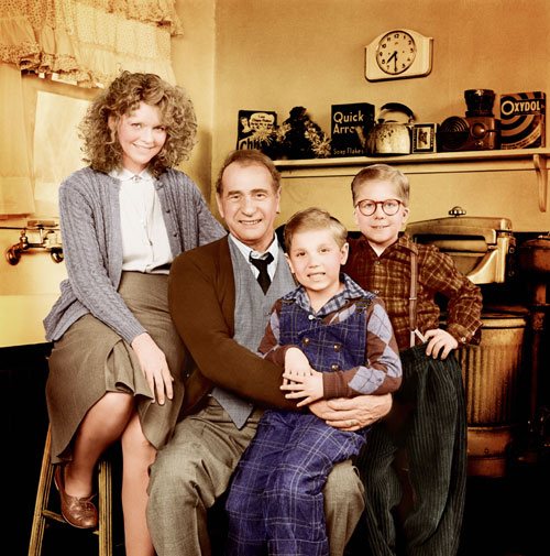 Favorite Christmas Movie: A Christmas Story – Through Two Blue Eyes