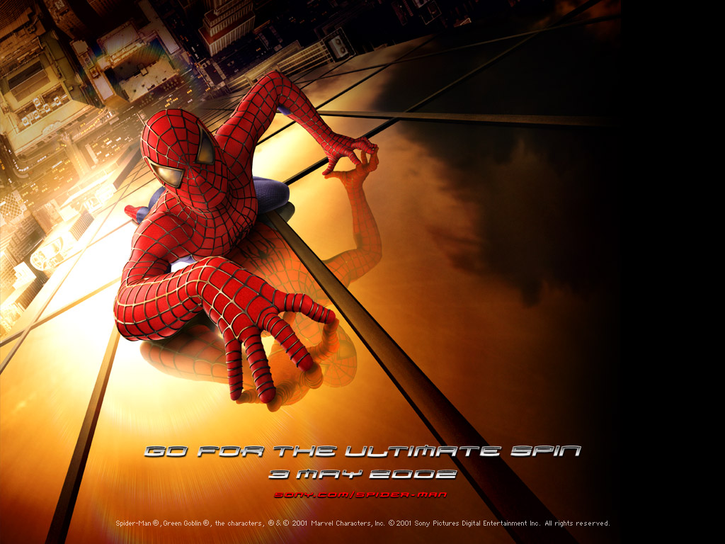 Fantastic Wallpaper Home Screen Spiderman - spider-man-2002  Best Photo Reference_258849.jpg