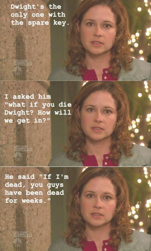 funny-Pam-The-Office-Dwight