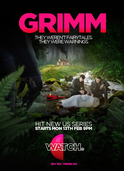 Grimm Watch Poster
