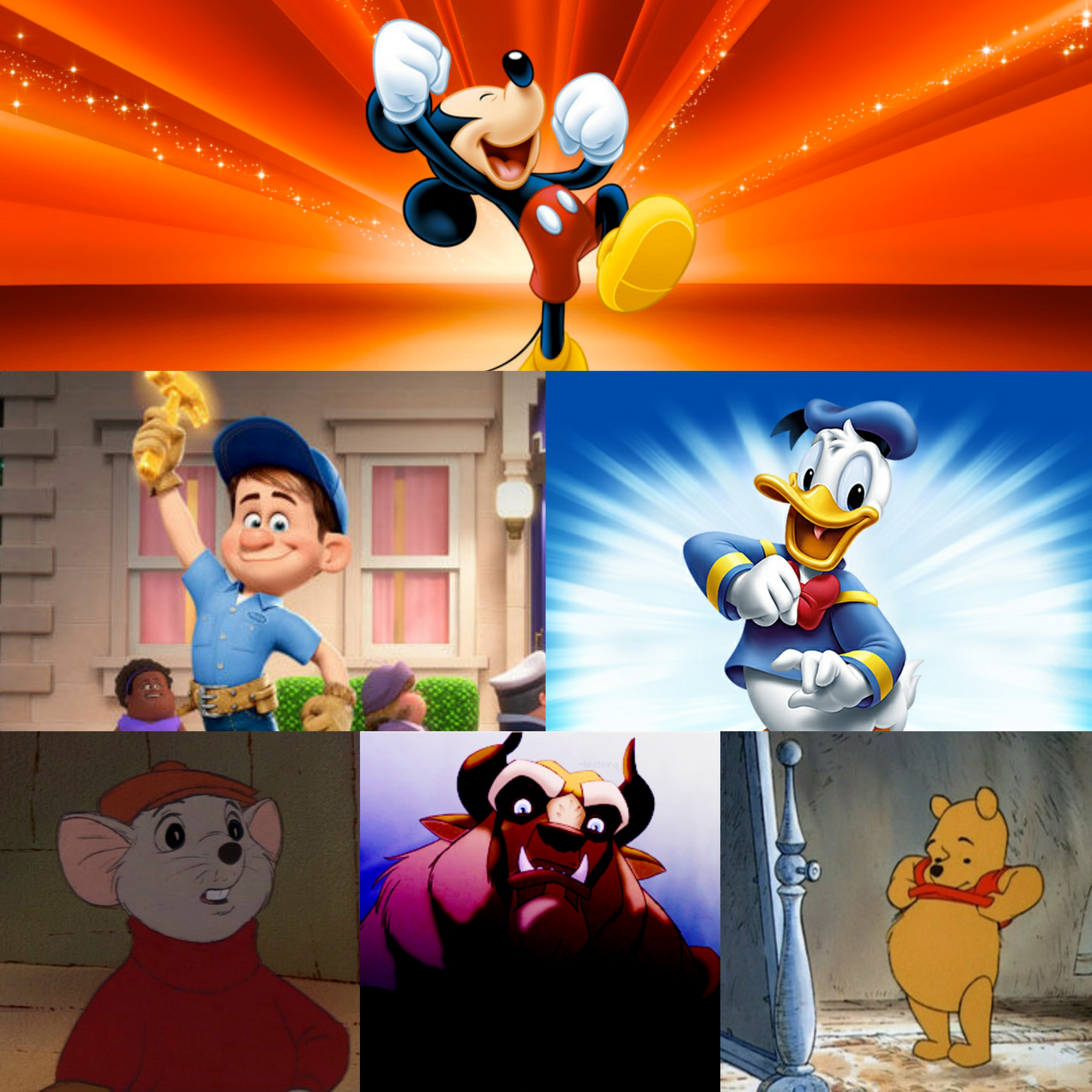 Donald Duck Wallpaper: The Disney Animation Tag