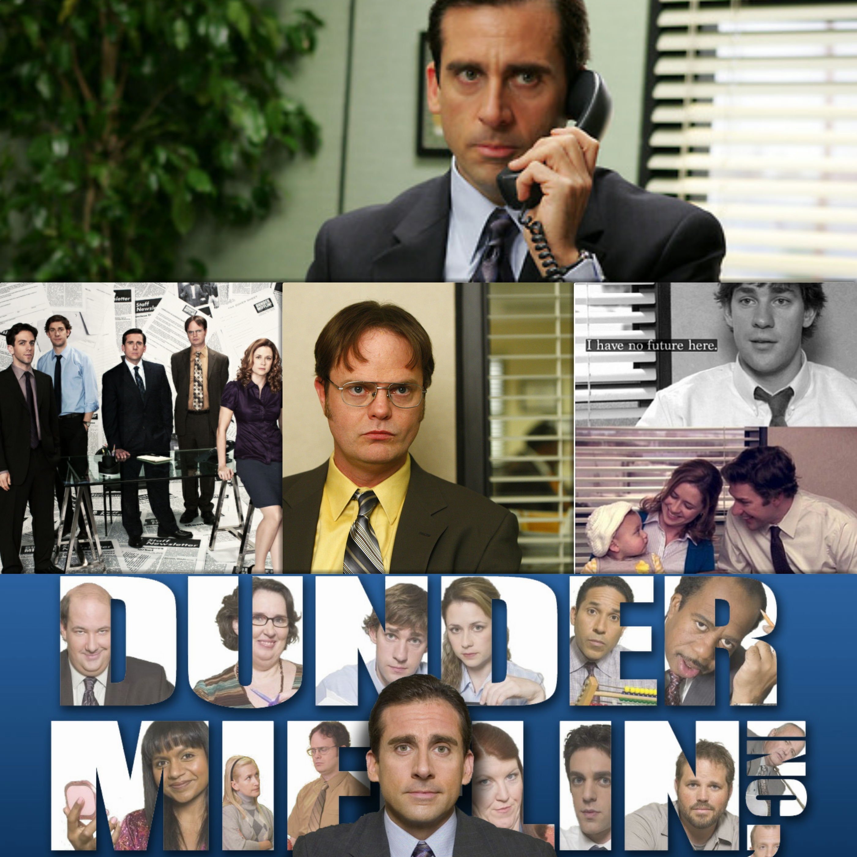 office collage