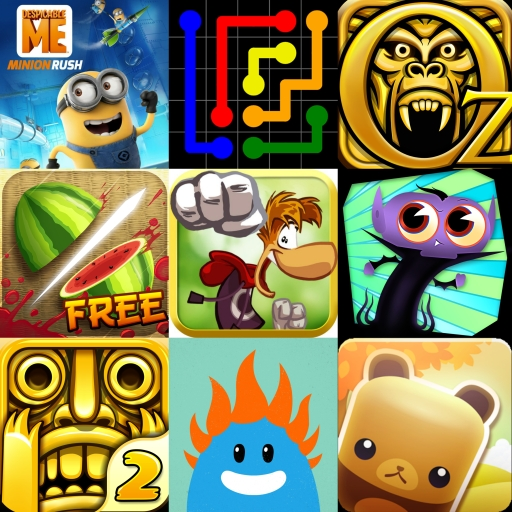 Despicable_me_minion_rush_endless_running_itunes_app_freeappsdotws_freeappskingdotcom_gameplay_run_Fotor_Collage