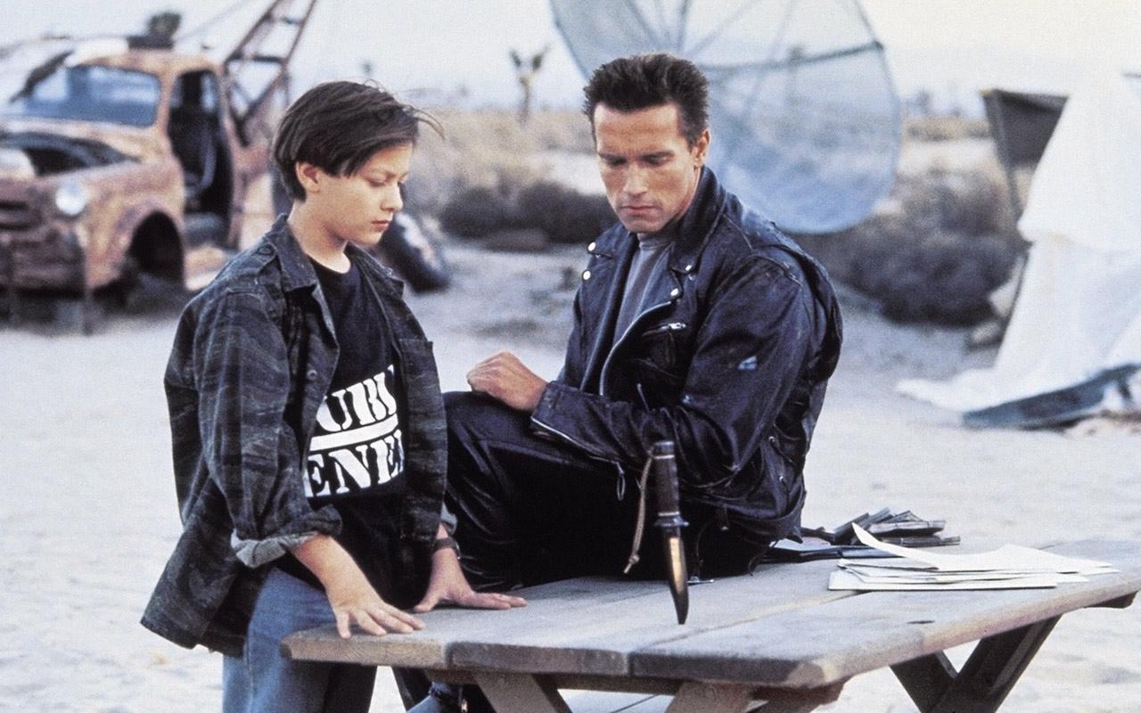 Terminator Types...T 950 Terminator