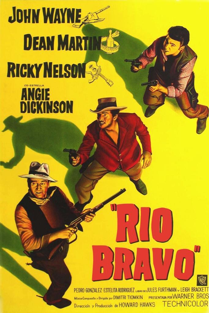 Poster - Rio Bravo_03