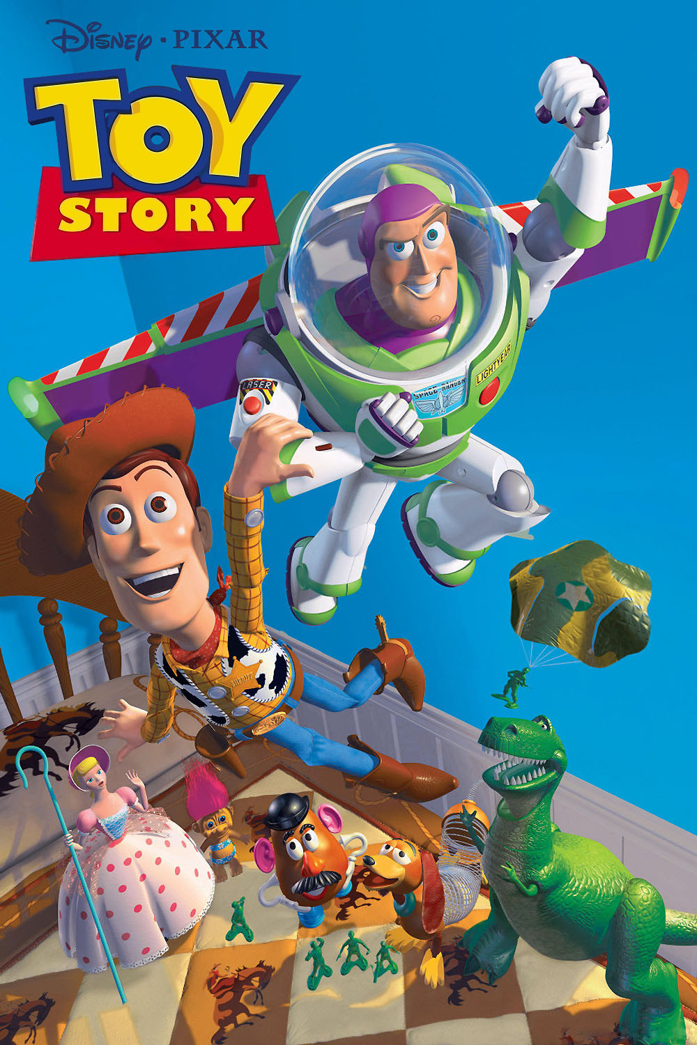 Toy Story Cracked Magazine