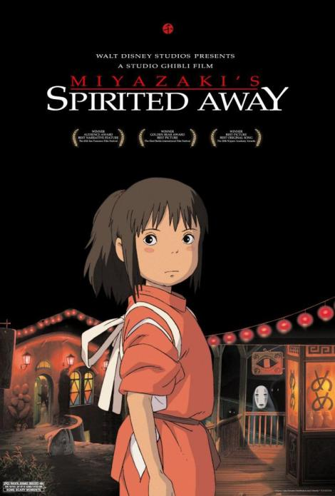 Spirited Away (2001) 1