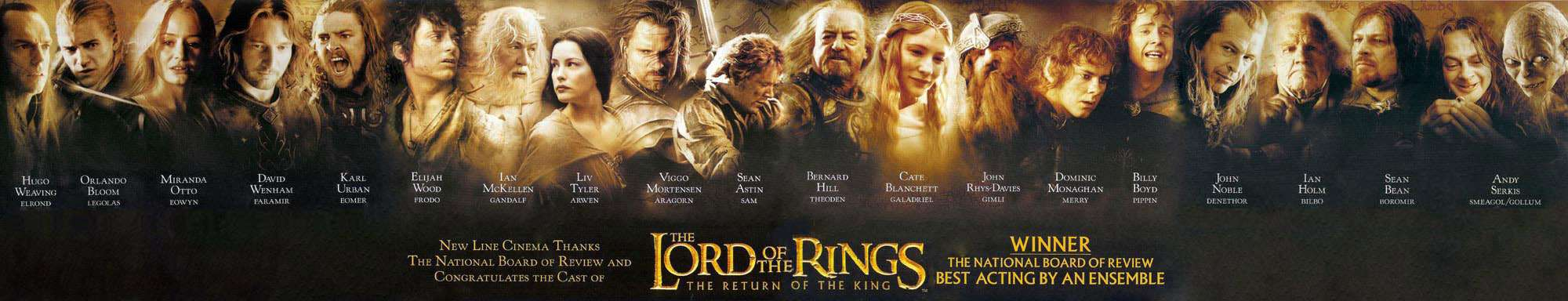 Lord Of The Rings Whole Soundtrack