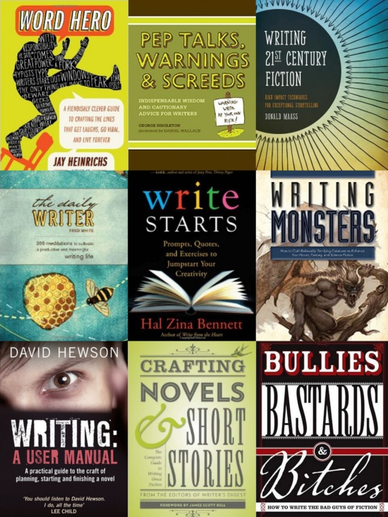 good books to read for creative writing