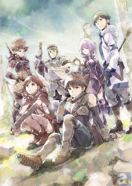 """Grimgar: Fantasy and Ash"""