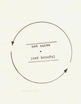 not naive